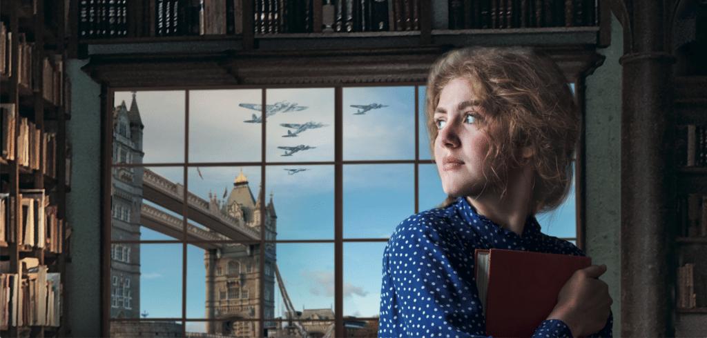 Den sidste boghandel i London, Madeline Martin,