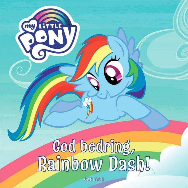 God bedring, Rainbow Dash!, My Little Pony