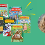 Line Kyed Knudsen: Naja Münster-bøgerne skal give børn lyst til at læse