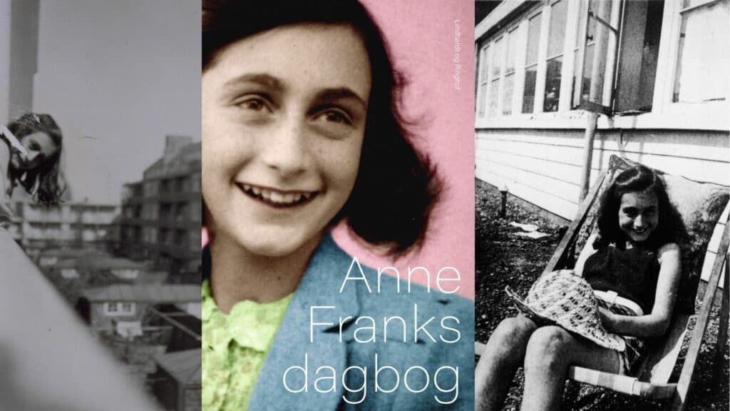 Anne Franks Dagbog