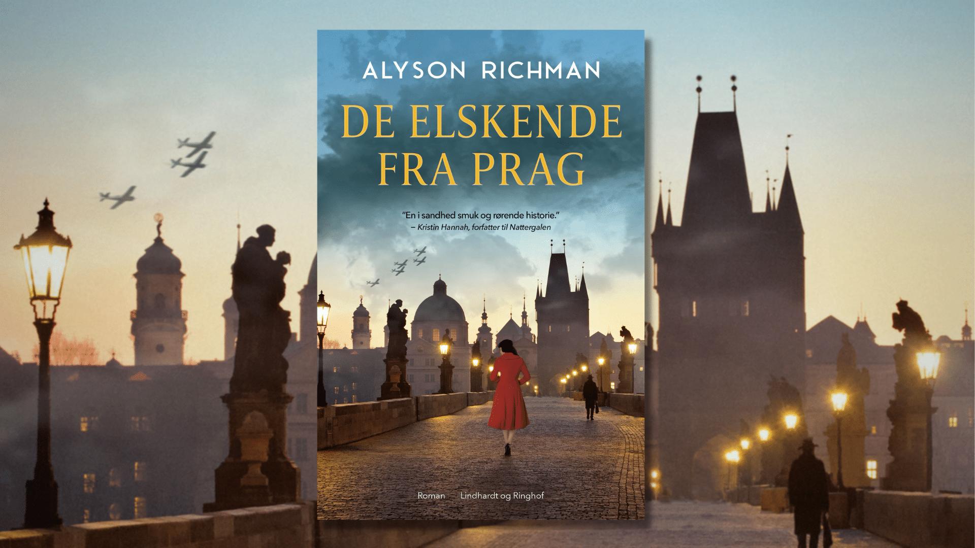 De elskende fra Prag, Alyson Richman