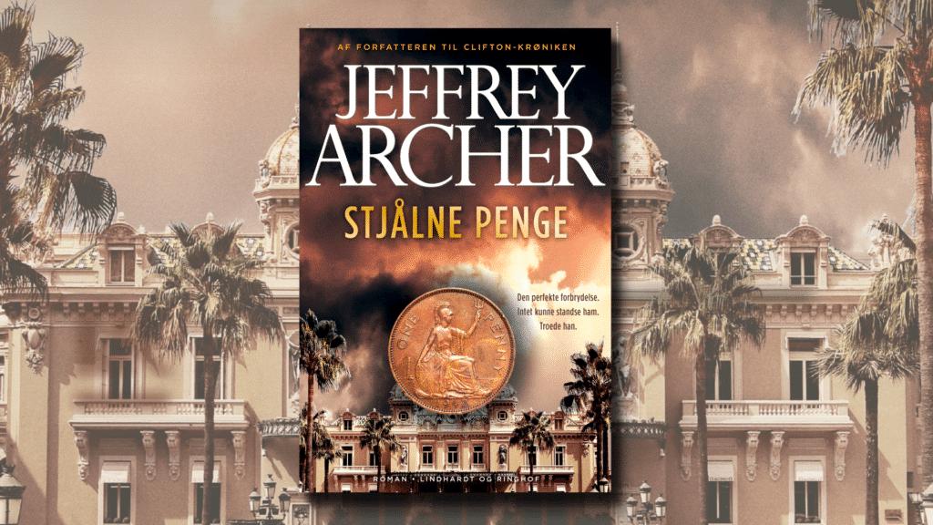 Stjålne penge, Jeffrey Archer