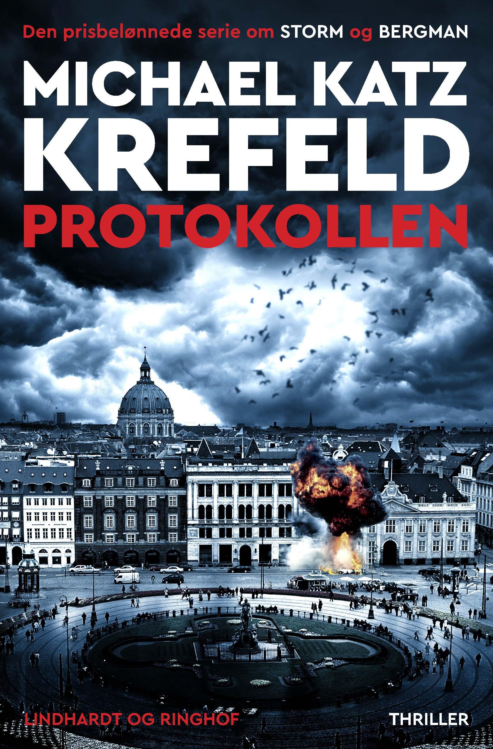 Katrine Bergman, protokollen, michael Katz krefeld