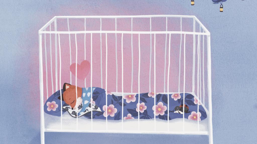Barn kan ikke sove, Hanna Bergenkull, Lille Ræv