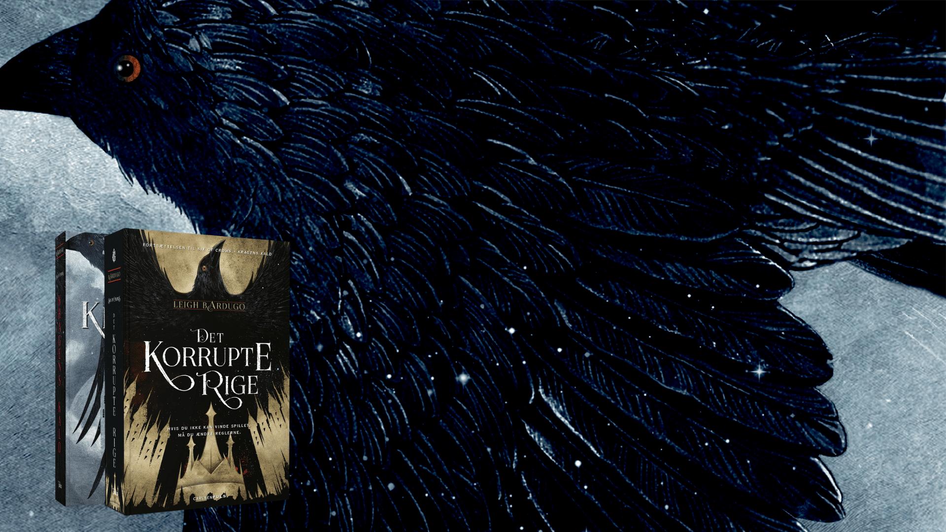 King of Scars, Leigh bardugo, ya, young adult, fantasy six of crows, det korrupte rige, kragens kald