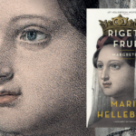 Læs i Rigets Frue. En smuk historisk roman om Margrete 1.'s vej til magten i Danmark