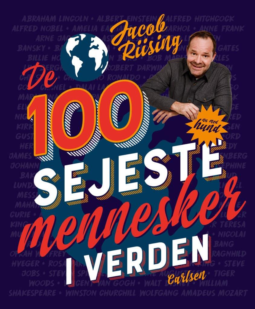 De 100 sejeste mennesker i verden, Jacob Terp Riising