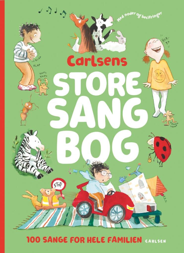 Carlsens store sangbog, Carlsen