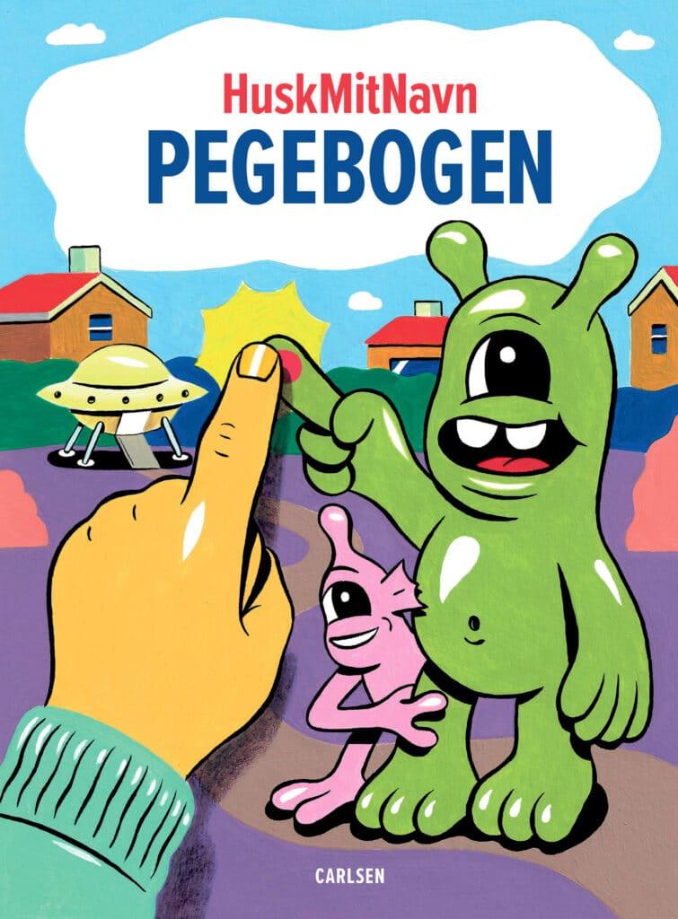 Pegebogen, HuskMitNavn