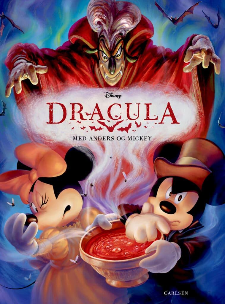 Dracula, Disney, Anders og mickey