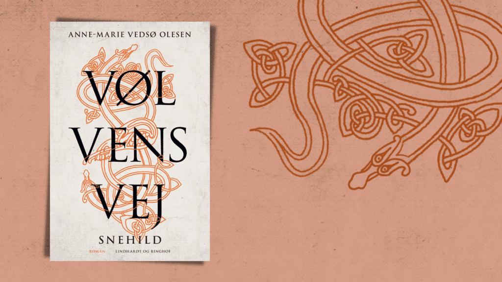 vølvens vej, Anna-marie Vedsø Olesen, historisk roman, jernalderen, nordisk mytologi
