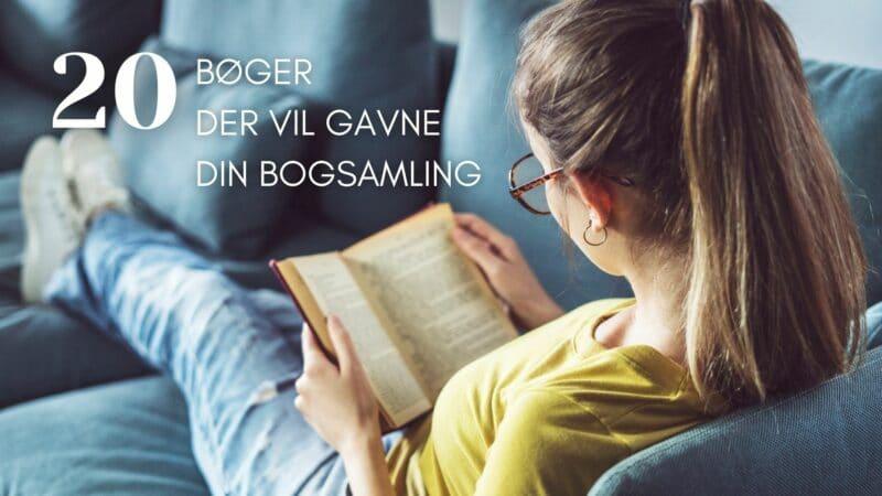 klassikere, bogsamling, gode boger