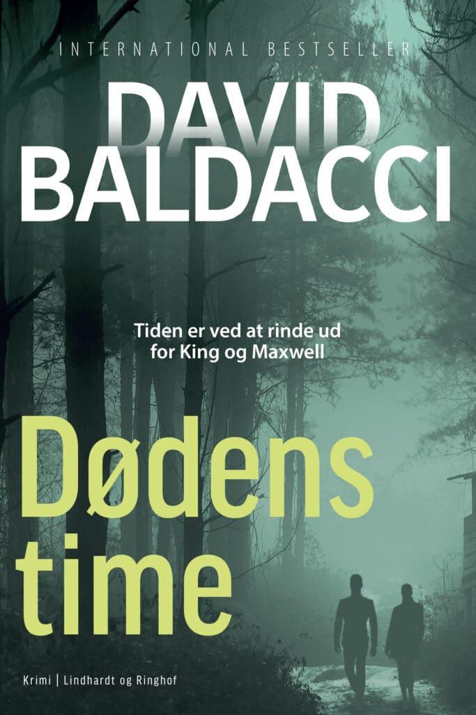 dødens time, david baldacci, king og maxwell