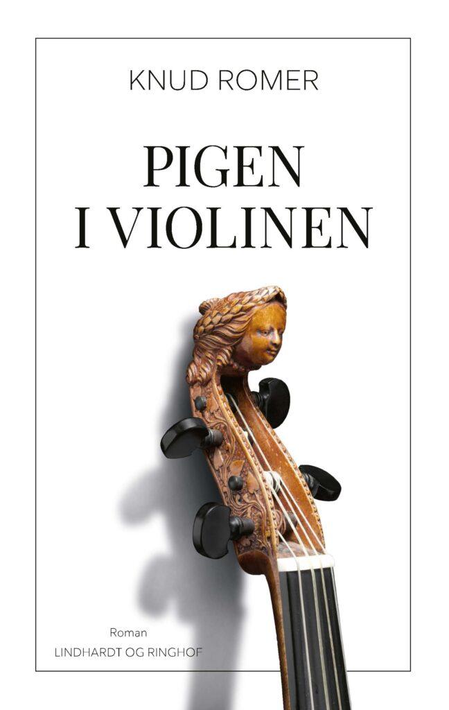 pigen i violinen, knud romer