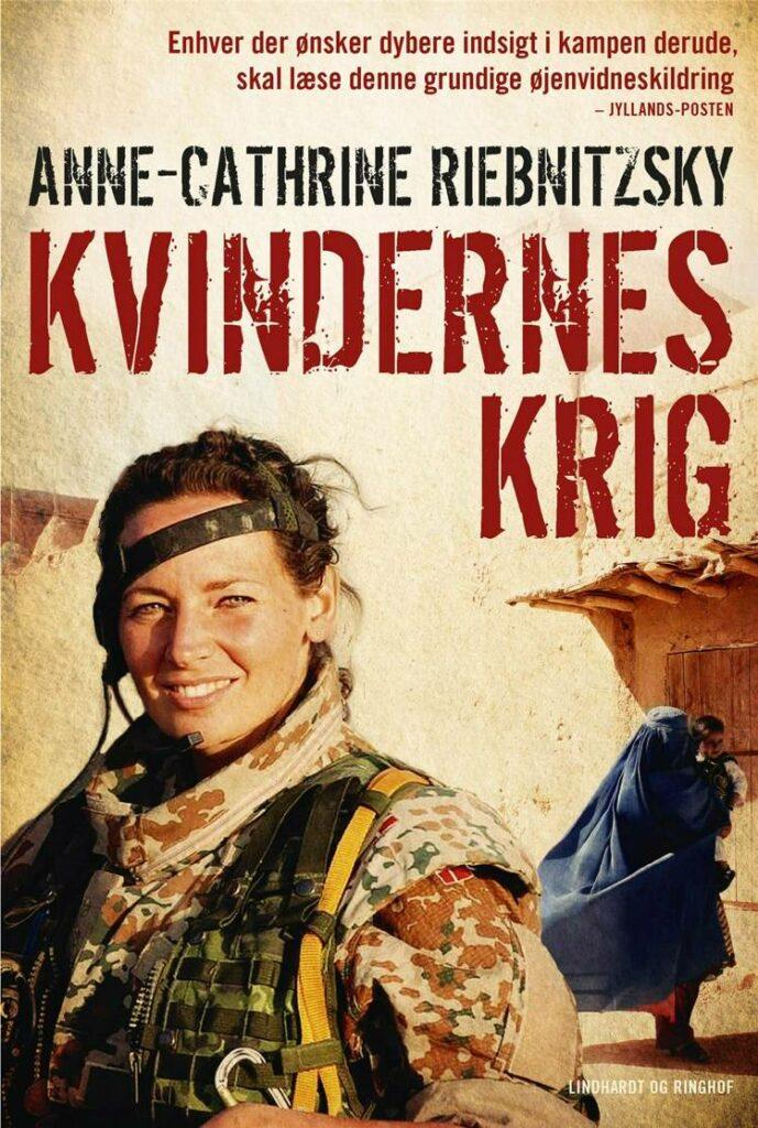 kvindernes krig, anne-cathrine riebnitzsky