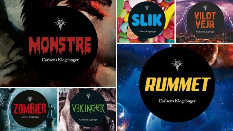 Carlsens klogebøger