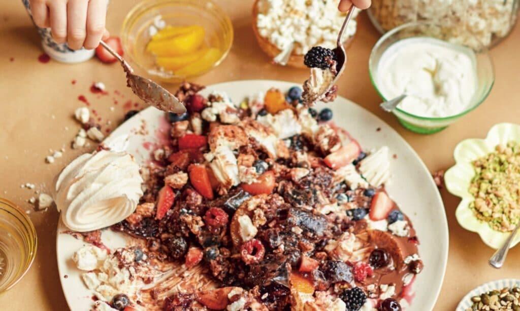 jamie oliver, sammen, essex eton mess