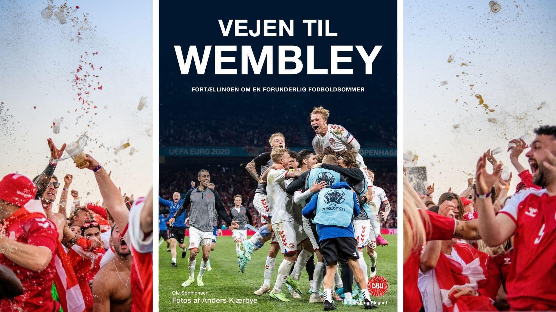 vejen til wembley, ole sønnichsen, anders kjærbye, fodbold bøger, landsholdet