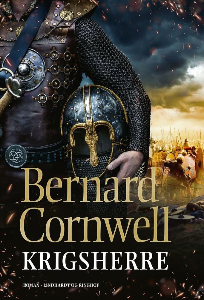 Krigsherren (SAKS 13), Bernard Cornwell